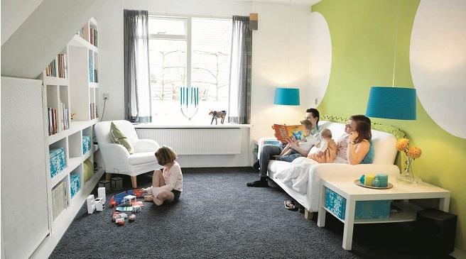 Como adaptar el salón a los niños 2
