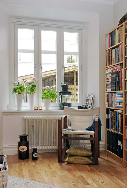 Excelentes soluciones para peque os espacios - Soluciones para pisos pequenos ...