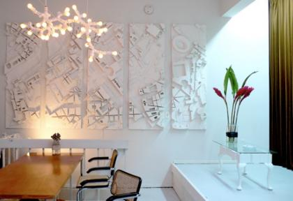 C mo decorar las paredes de tu hogar for Ideas para decorar las paredes del salon