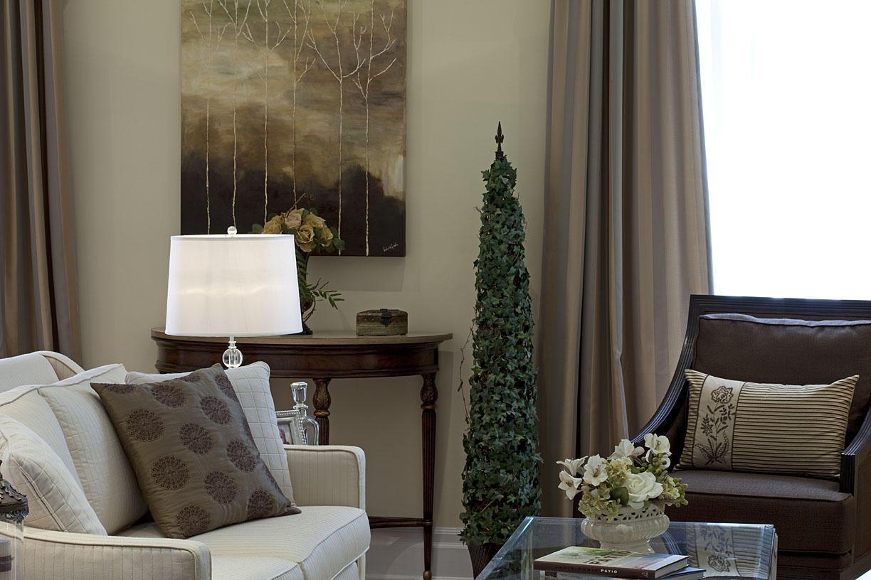 decoracion mezcla de lo clásico y moderno