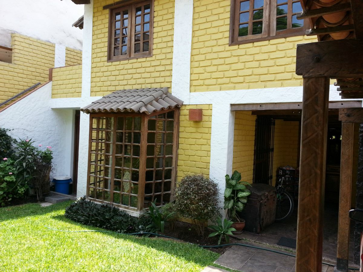 Casa nueva con sabor r stico - Casas con estilo rustico ...