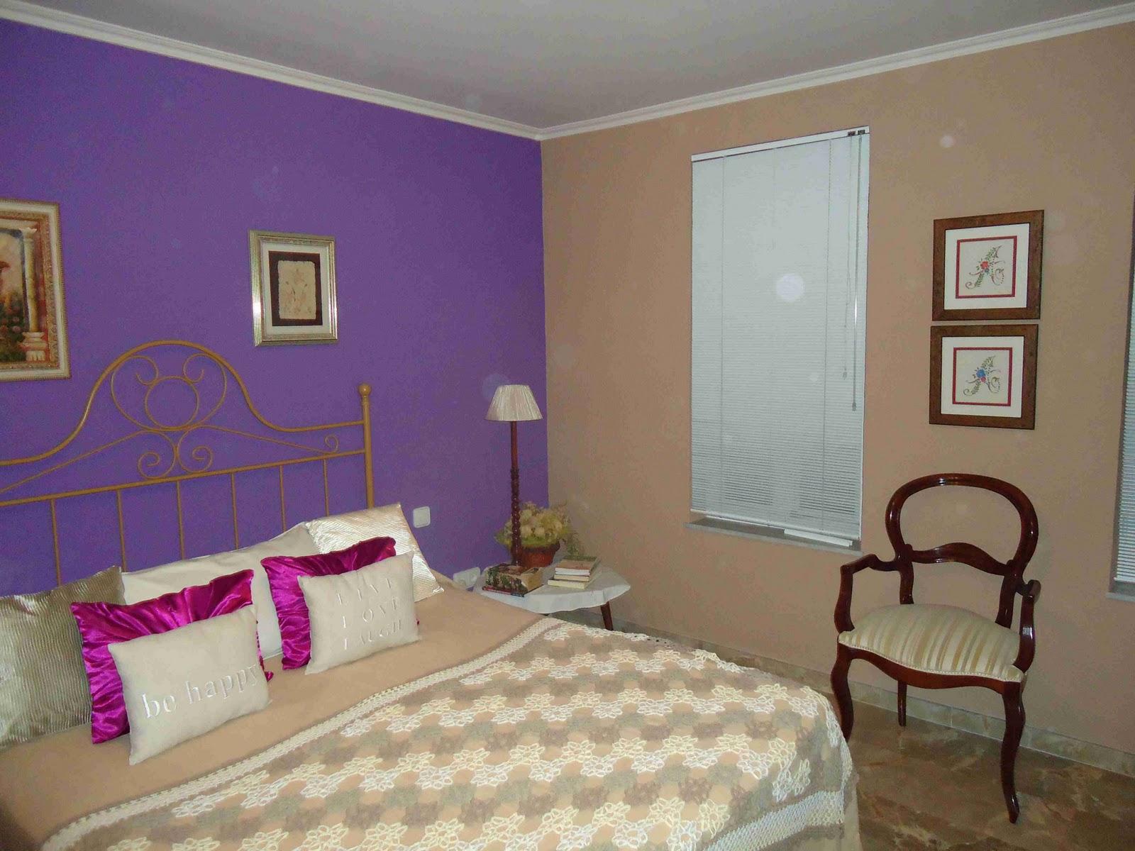 Gana bienestar en el dormitorio principal - Colores para el dormitorio ...