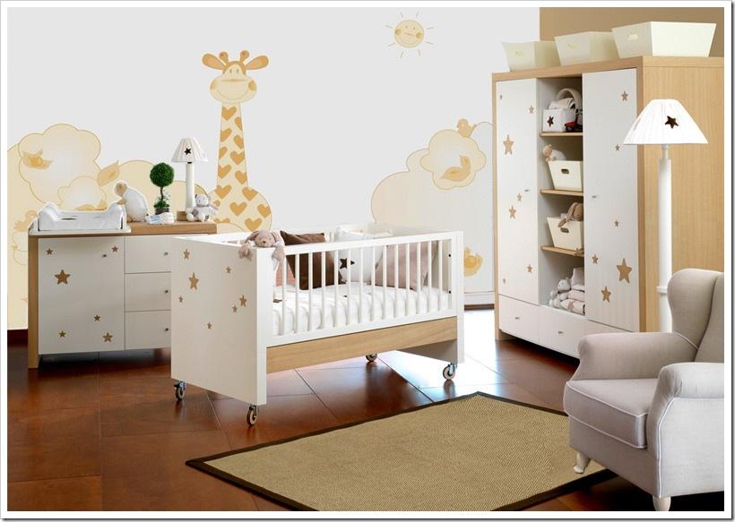 Decoraci n de habitaciones infantiles - Decoracion infantil habitaciones ...