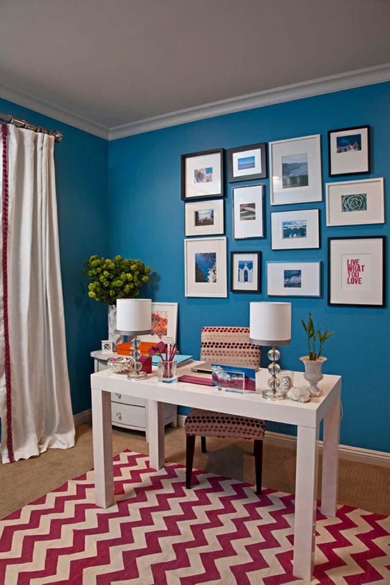 Colores adecuados para espacios y ambientes de trabajo for Ideas de oficinas