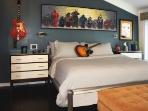 dormitorio de varones