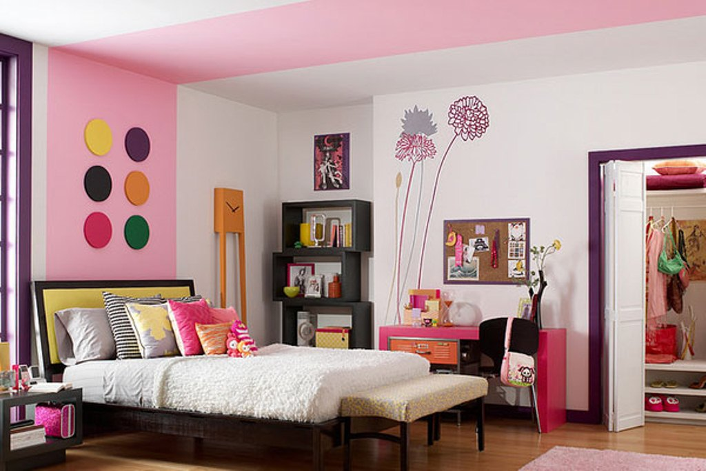 Decorar la habitaci n de tu hija adolescente for Como puedes decorar tu cuarto
