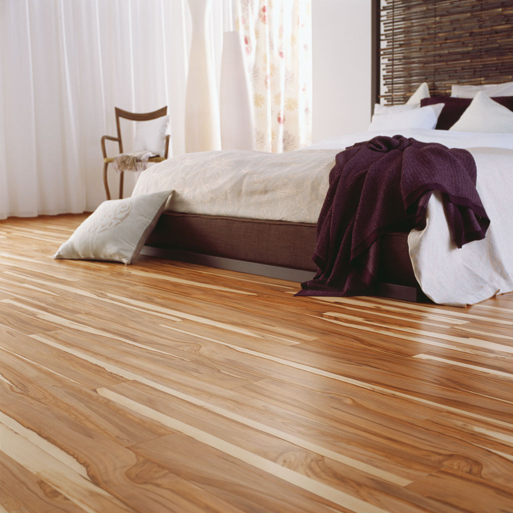 Como combinar una habitaci n con pisos de madera for Hardwood floors in bedrooms