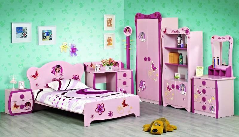 Decoraci n especial para la habitaci n infantil - Habitacion infantil decoracion ...