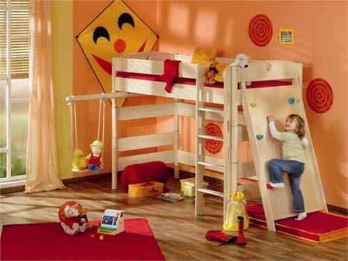 muebles habitaciones infantiles