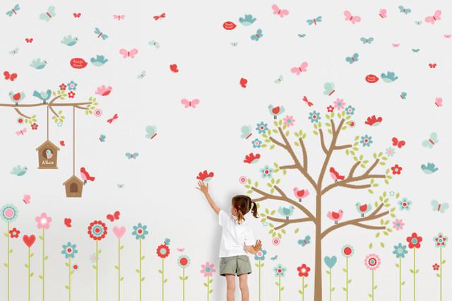 pintar habitaciones infantiles