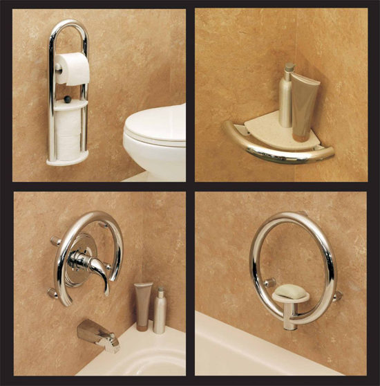 Accesorios De Un Baño:Accesorios Decorativos para el Cuarto de Baño