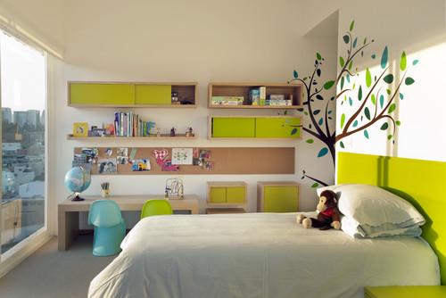 C mo decorar las paredes de una habitaci n infantil - Como decorar una habitacion infantil ...