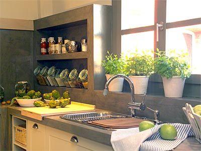 Ideas para decorar la cocina de forma barata 2