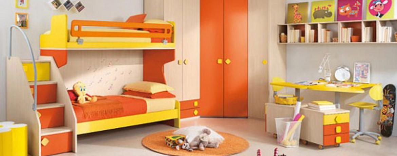 Saca partido al dormitorio infantil for Muebles de pared para dormitorio