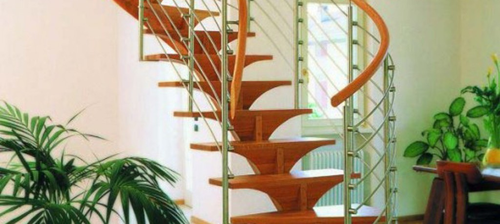 Cómo decorar escaleras interiores